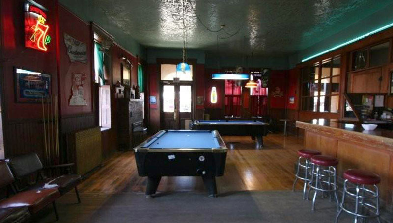 Metlen Bar-Billiard Tables